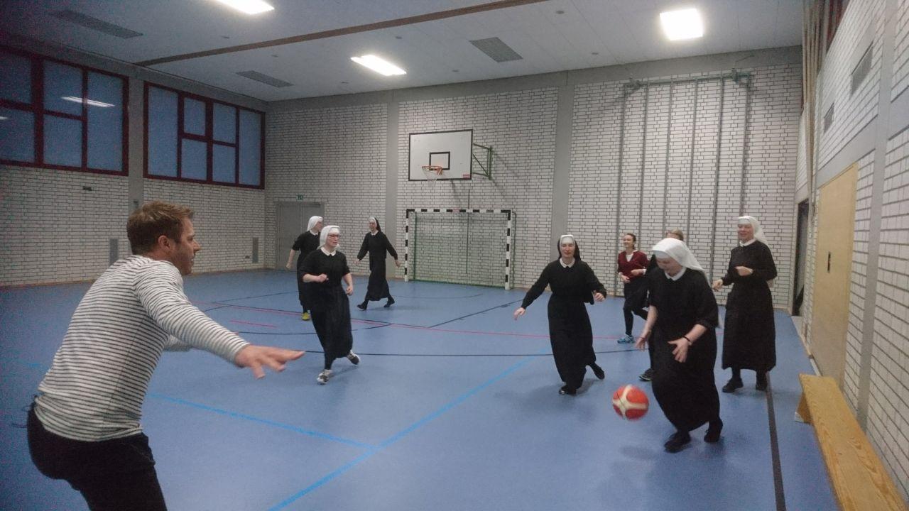 ZDF Vor Ort Ordensschwestern